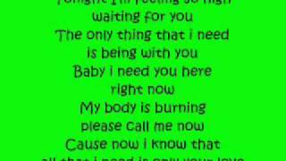 [New Hit 2010] Claydee & Dimension-X Call me (Extended)+Lyrics on the screen