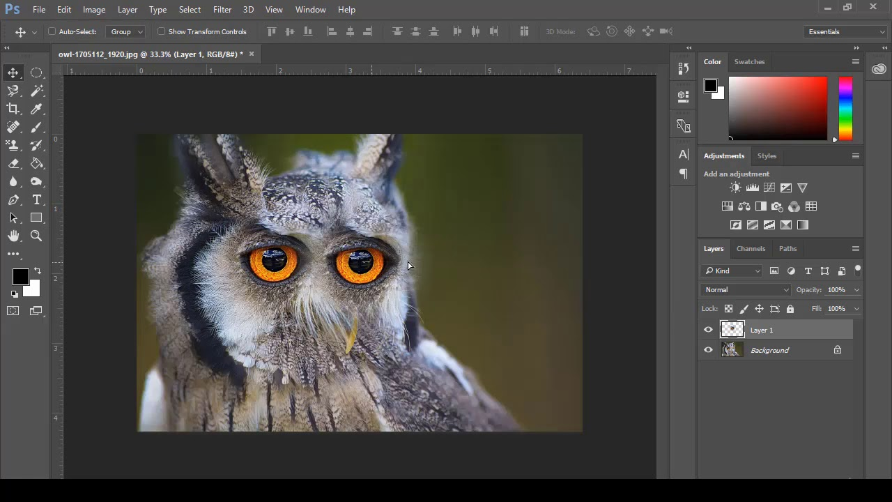 How to Soften Edges with Feathering in Adobe