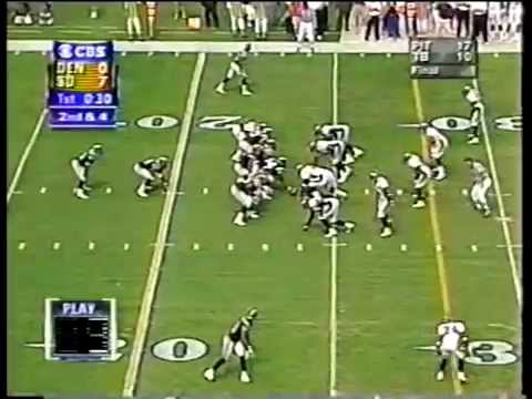Broncos vs. Chargers, 2001