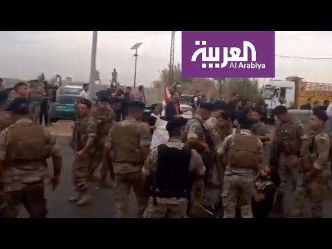 الجيش اللبناني يؤكد التزامه بحرية التعبير بعيدا عن إقفال الطرق  - نشر قبل 49 دقيقة