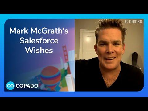 Mark McGrath's Salesforce Wishes