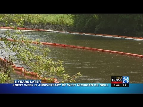 AG: Ban heavy crude oil from Straits of Mackinac pipeline
