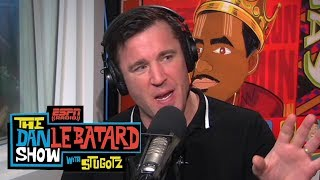 Chael Sonnen on UFC's future and his fighting career | Dan Le Batard Show | ESPN