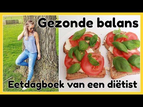 Balans in gezond