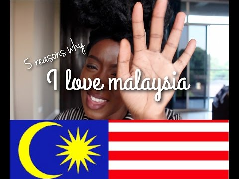5 Things I Love About Malaysia