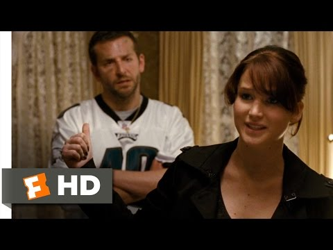 Silver Linings Playbook (8/9) Movie CLIP - I Did My Research (2012) HD