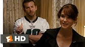 silver linings playbook tailgate scene