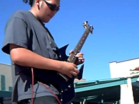 Gabriel Vazquez's solol at Party on The Patio pt 2