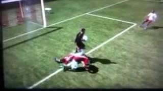 Glitch in Fifa 12 (group sex)