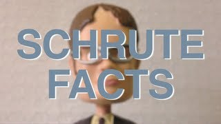 Schrute Facts - Dwight's Best Moments On The Office (HD)