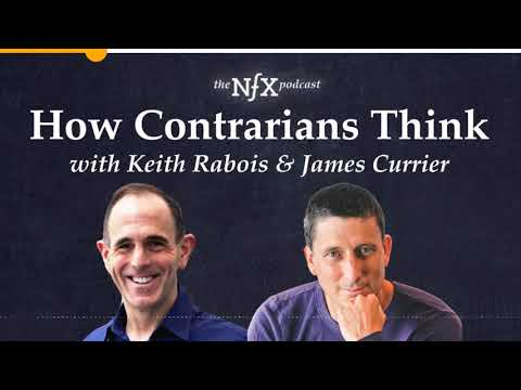 How Contrarians Think: The Early Days Of Square, Yelp, & PayPal With Keith Rabois (The NFX Podcast)