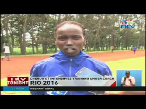 CS Wario opens athletics camp in Eldoret