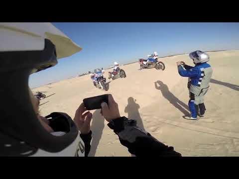 TUNISIA in MOTO - 3 Africa Twin alla ricerca della sabbia!!!