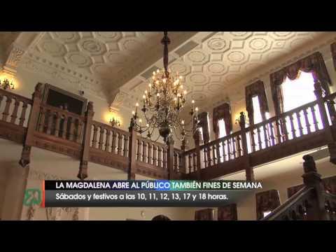 Visitas Guiadas Palacio de la Magdalena