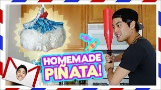 Homemade Pinata! (Teehee Time)