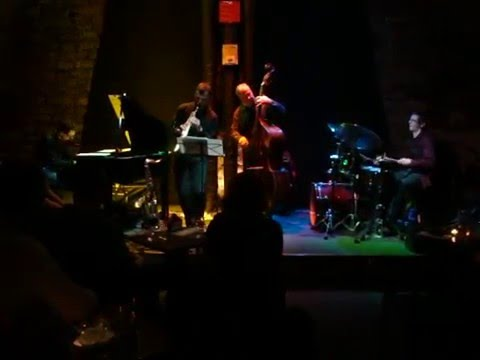 Jaroslav Simicek Quartet - Live at Agharta in Prague - 07 Jan 2016 (my video mix)