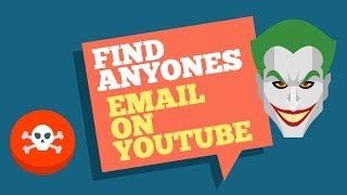 Video How To Find YouTube Email Address - YouTube Channel Secret Tips download MP3, 3GP, MP4, WEBM, AVI, FLV Mei 2018