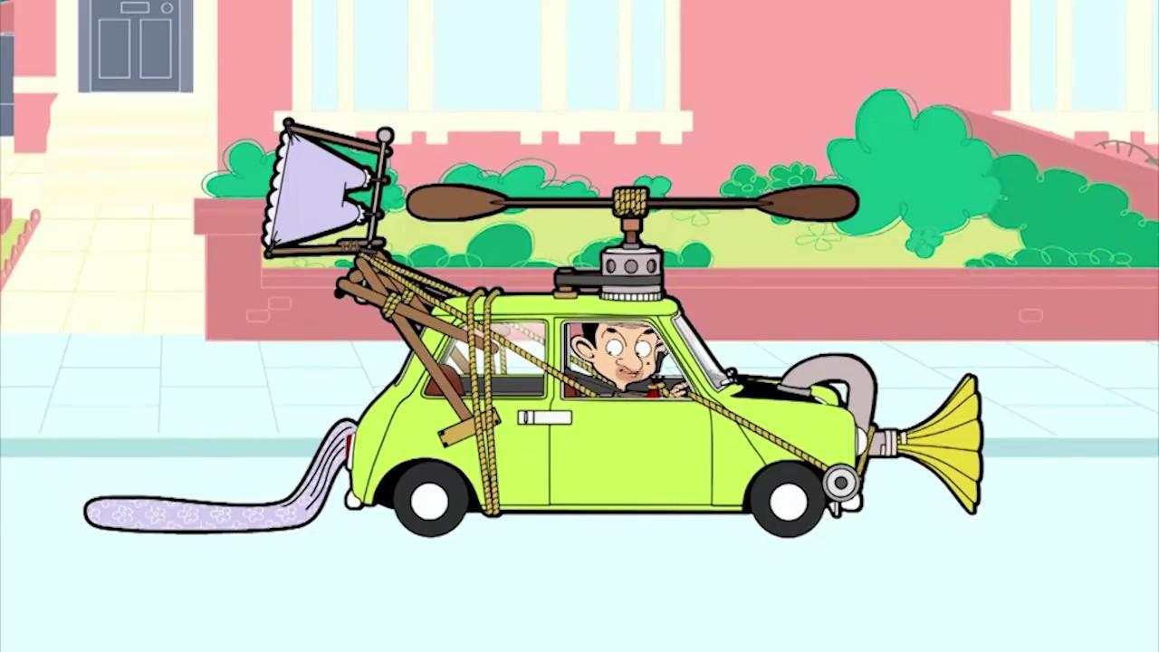 Mr. Bean | Episode Compilation 11# | Mr. Bean Cartoon World