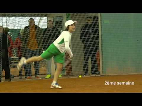 Open des 10-12 du TCBB : le tournois tennis Europe U12