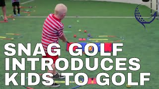 How to play SNAG Golf