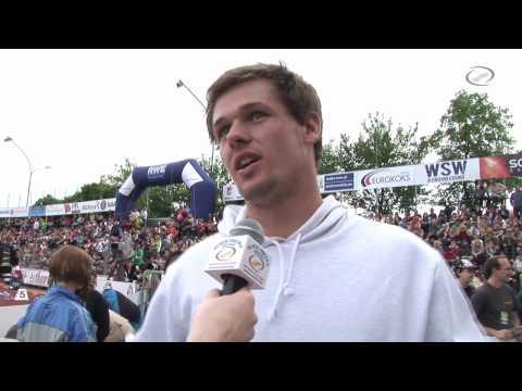 Petr Frydrych - rozhovor, Zlatá tretra Ostrava 2010