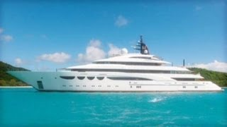 The Biggest Yacht in Monaco (Yours for $1M a Week)