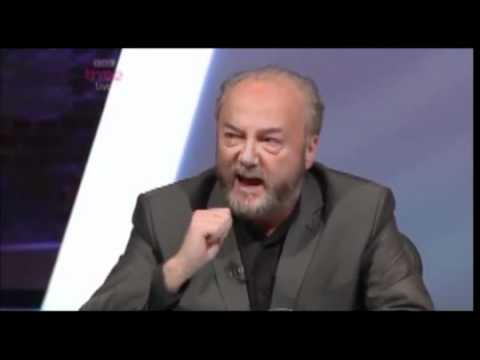 George Galloway kicking arse on young voters question time 24/03/2011