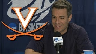 Virginia Looks Forward To Round of 32 Game vs Memphis | 2014 NCAA Tournament