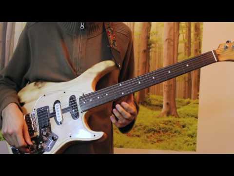 That Bon Iver Harmonizer Thing + Fretless Guitar - Ben Levin