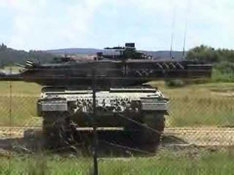 kampfpanzer leopard 2a6