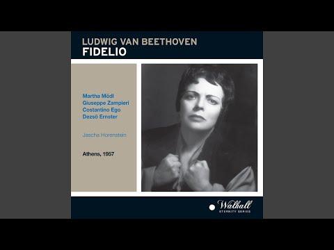 Fidelio, Op. 72: Act II: Des besten Konigs Wink und Wille (Don Fernando, People and Prisoners,...