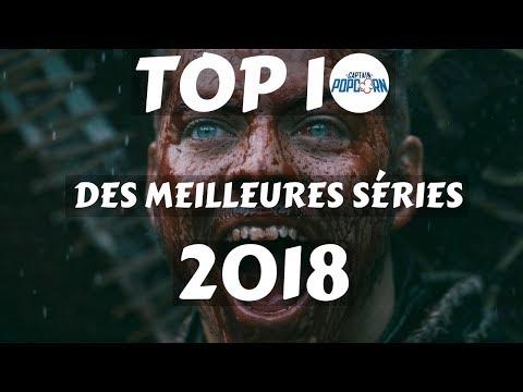 TOP 10 des MEILLEURES séries de retour en 2018 !