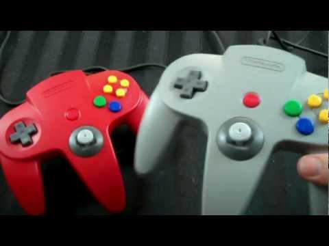 Gamerade - Cleaning And Restoring A Nintendo 64 Controller - Adam Koralik