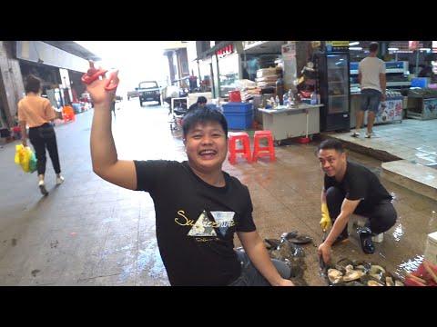Рынок. Китай. Фошань (Market. China. Foshan)