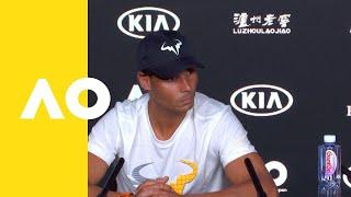 Rafael Nadal press conference (1R) | Australian Open 2019