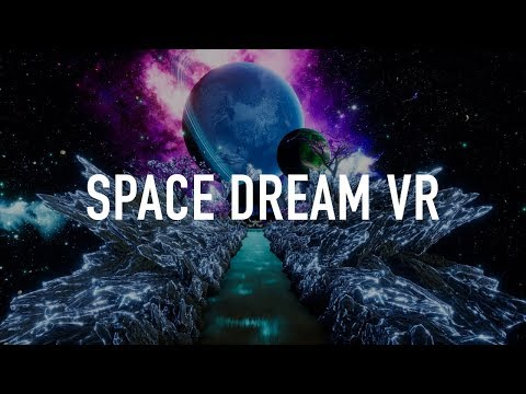 [ Space Dream VR ] A highly visual, trippy, and cosmic, music visualizer