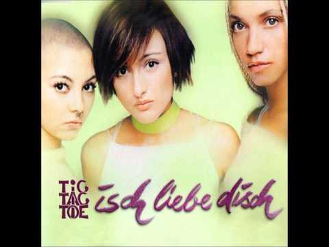 Tic Tac Toe - Isch liebe disch