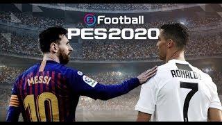 eFootball Pro Evolution Soccer  2020  PC   4K  LiveStream  (Sunday Sept 22/19)