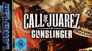 CALL OF JUAREZ GUNSLINGER ◾ German Longplay ◾ Part 1 von 2 ◾ [unkommentiert] ◾ 1440p@60Fps