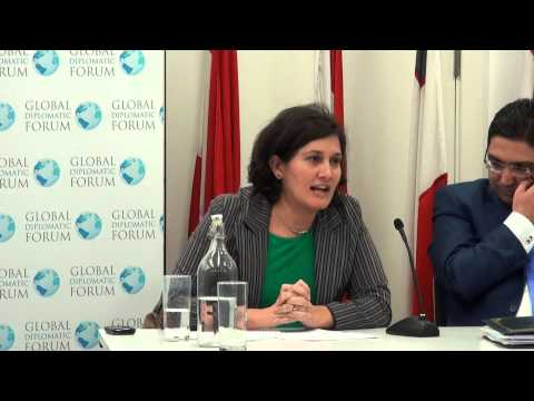 EU- Maghreb Relations Round Table - Global Diplomatic Forum ( Part 9)
