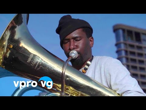 Theon Cross FYAH - livesession VG Buiten Spelen Mp3