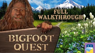 Bigfoot Quest: Complete Walkthrough Guide & iOS / Android Gameplay (by Syntaxity)