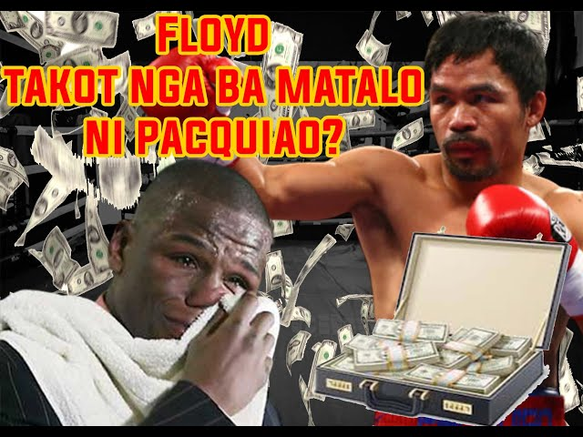 Floyd MAYWEATHER backs out in ASIA Exhibition with Manny PACQUIAO eyeing 2020 REMATCH?