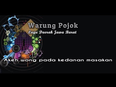 [Midi Karaoke] ♬ Warung Pojok - Lagu Daerah Jawa Barat/Cirebon ♬ +Lirik Lagu