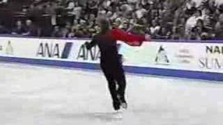 Yagudin 2001 Worlds SP-  Revolutionary Etude