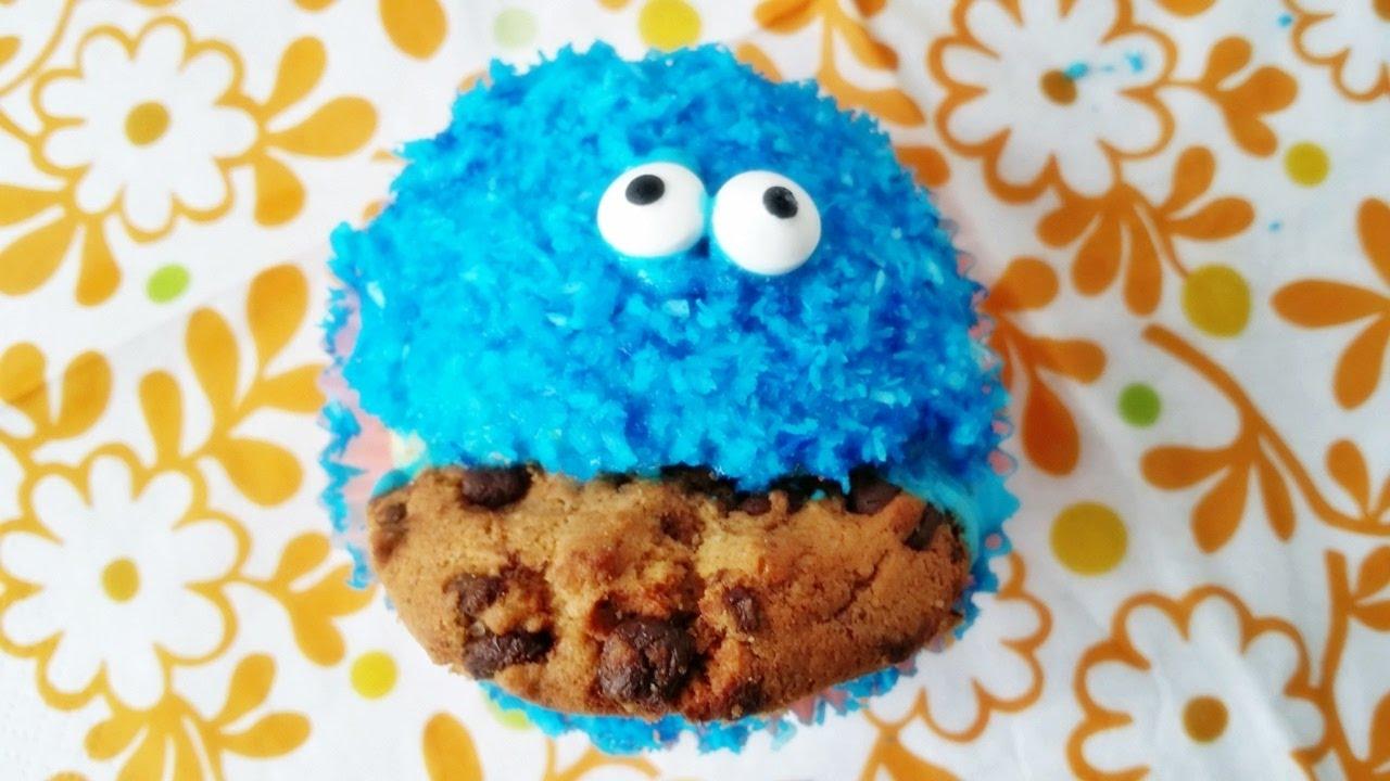 Rezept Krumelmonster Cupcakes Ganz Einfach Selbst Machen