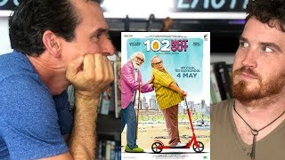 102 NOT OUT Amitabh Bachchan Rishi Kapoor Trailer REACTION
