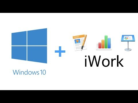 Using IWork In Windows & How To Export IWork Files To Microsoft Office!