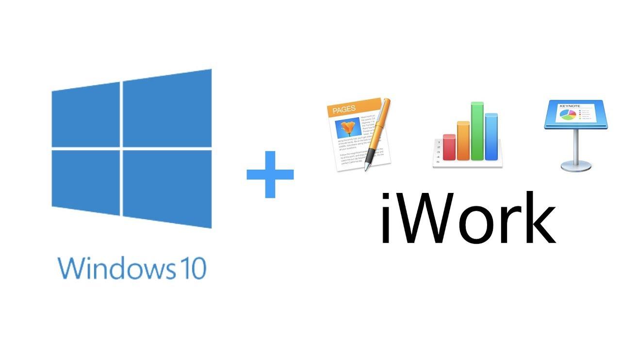 Using iWork in Windows & How t...