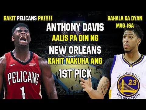 Pelicans Kukunin Ba Si Zion Williamson? | Anthony Davis Aalis pa din Sa Pelicans